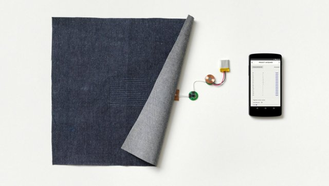 Project Jacquard smart jackect _ electronics