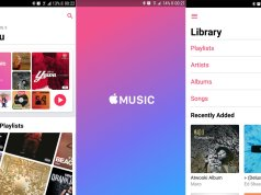 Apple Music on Android Update