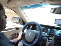 Deaf Uber driver