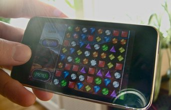 Mobile games - Bejeweled