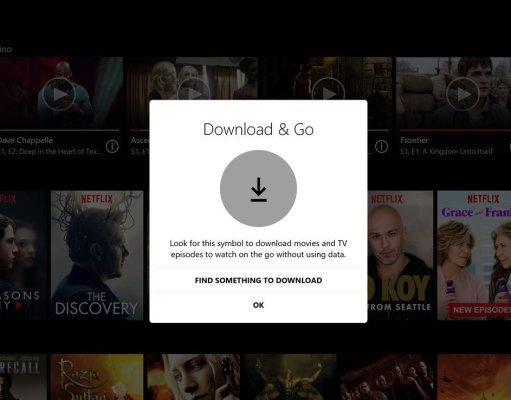 Netflix offline for windows 10