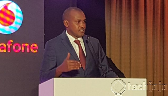 The ICT Minister Frank Tumwebaze