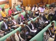 Uganda Parliament MPs