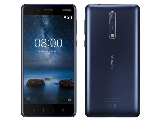 Nokia 8 leaks