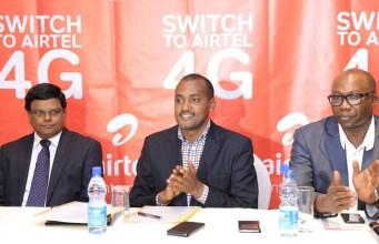4G LTE Airtel Uganda