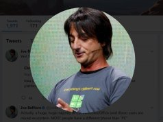 Microsoft executive Joe Belfiore