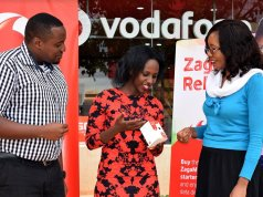 Vodafone Zaga ReMix