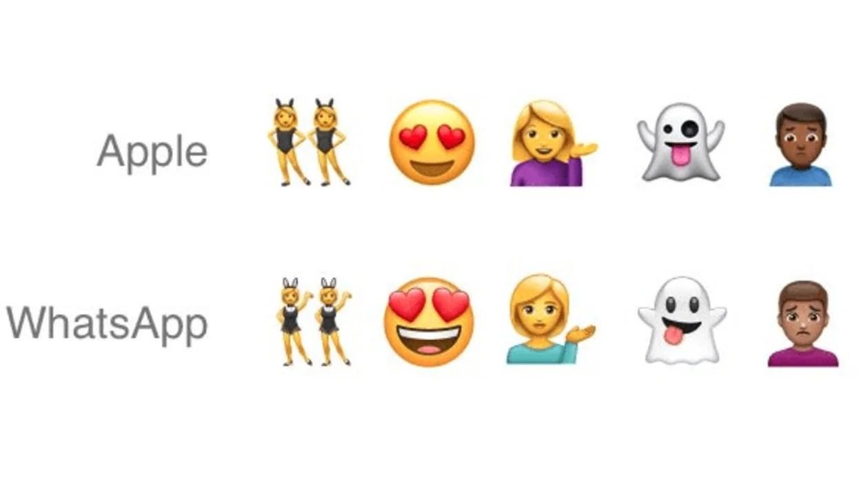 Whatsapp New Emojis