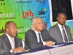 Zuku Fiber in Uganda launch
