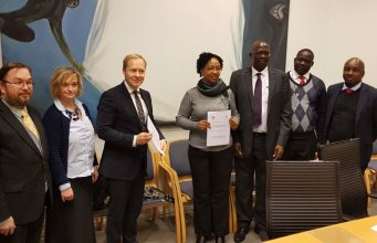 Government of Uganda and Estonian Government sign eGovernment Services Cooperation agreement