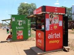 Kiosk for Airtel Money extra