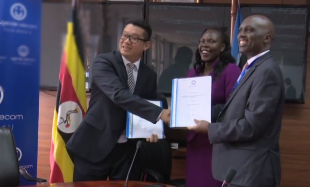 UTL signs MoU with Xinlan Group make phones in Uganda