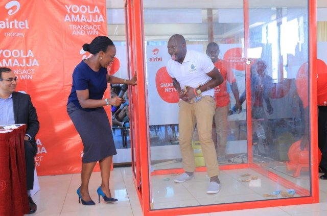 Yoola Amajja, Airtel Uganda