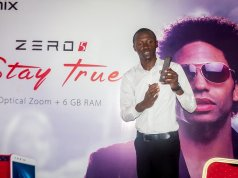 Infinix Zero 5 Launch at Hotel Triangle