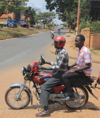 Taxify Boda hailing service