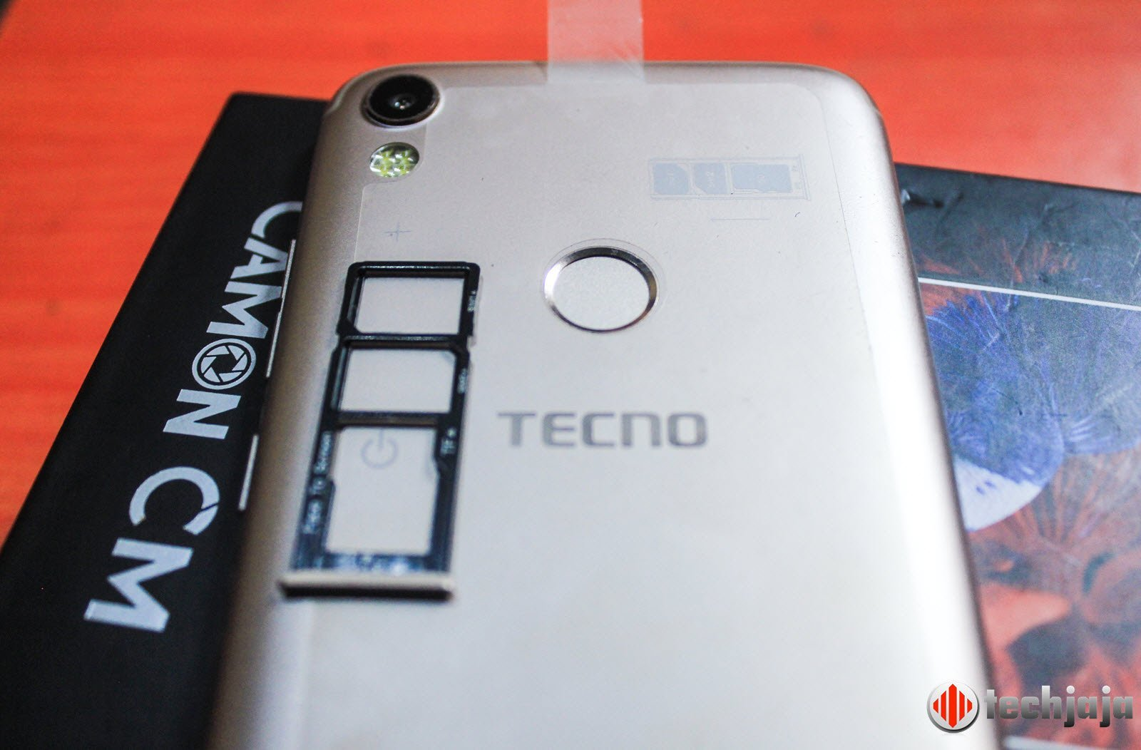 Tecno Camon CM Review: A full display smartphone