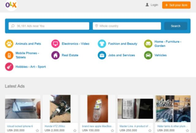 Olx gives its website a fresh new design together with a secure olx uganda website reheart Gallery