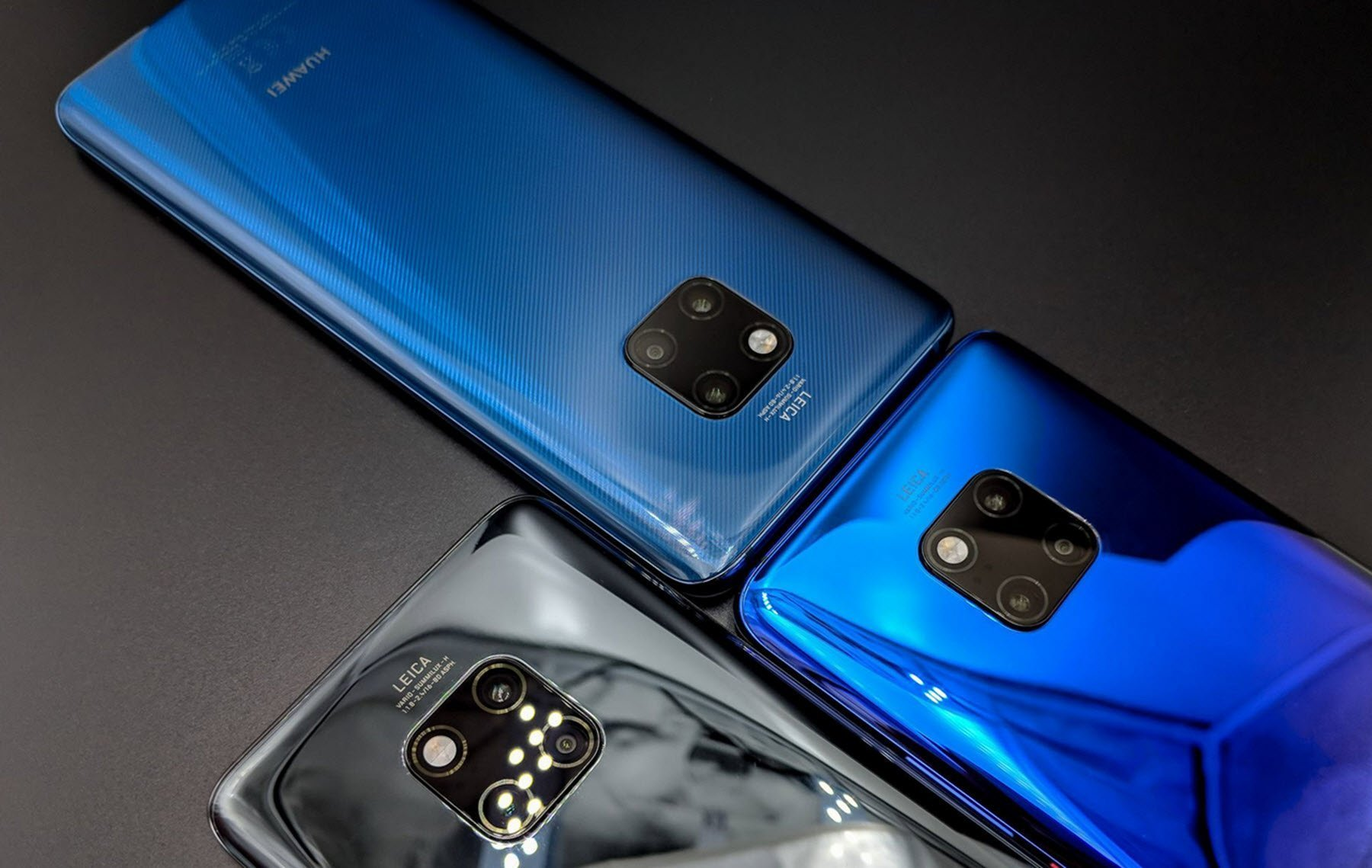 Huawei Mate 20 series get EMUI 9.1 update, more devices to follow