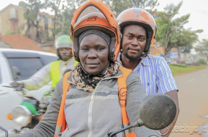 safeboda female driver