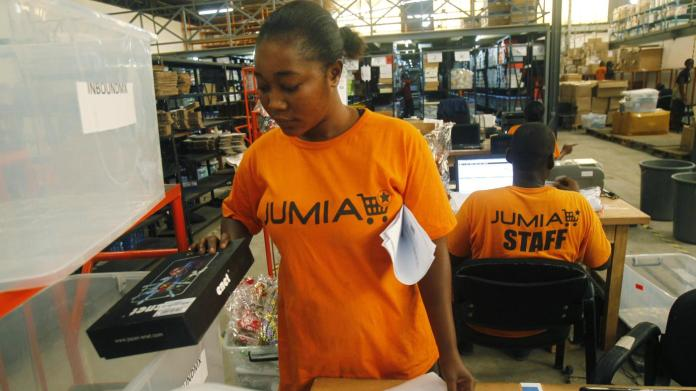 jumia has been listed on the nyse