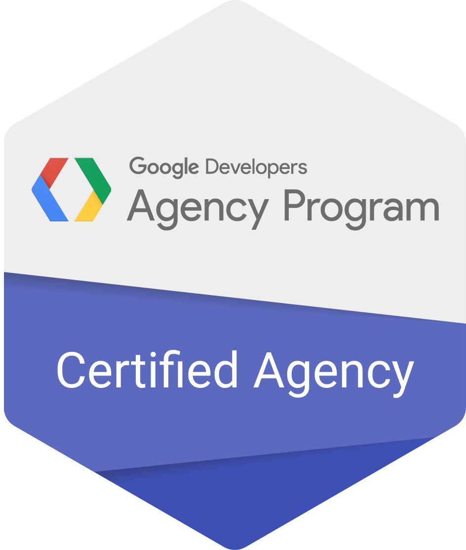 Techjini Certified By Google As An Official Developer Agency
