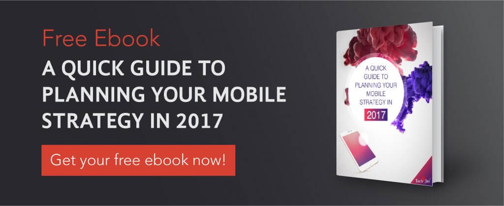 Quick Guide to Planning Your Mobile Strateg
