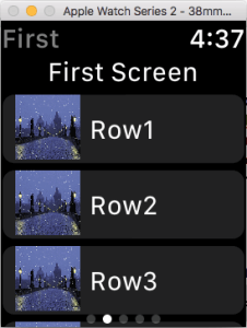 FirstScreen