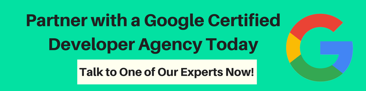 Google Certified mobile app development Agency