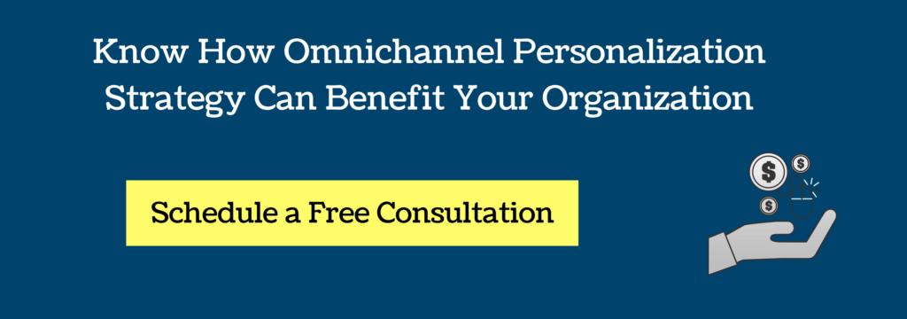 Omnichannel personalization in retail and eCommerce