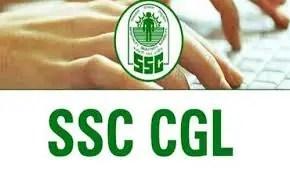 SSC CGL Recruitment 2021: