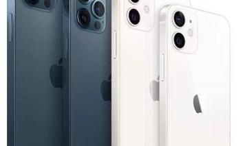 Disponibili i preordini di iPhone 12 Mini e iPhone 12 Pro Max