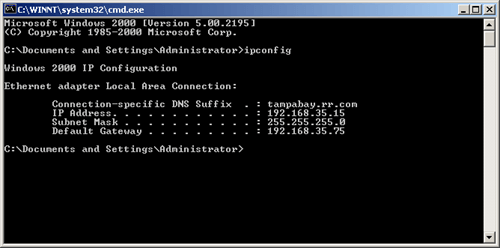 Virtual PC Cheat Sheet For Shared Networking In Older Windows