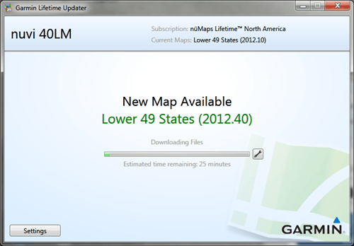 """Is Updating A """"Lifetime"""" Garmin GPS Easy? on hp download, acer download, asus download, apple download,"""