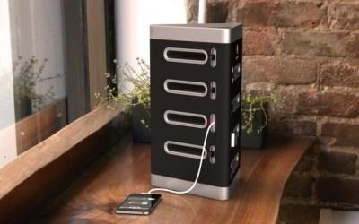 Life-Spot Charging Station Kickstarter