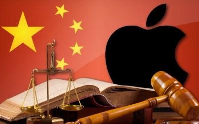 Apple China Copyright Lawsuit