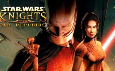 Star Wars Knights of the Old Republic iPad