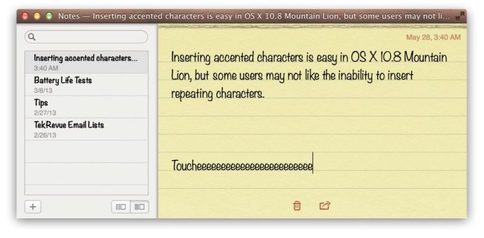 Disable Accent Menu OS X Mountain Lion