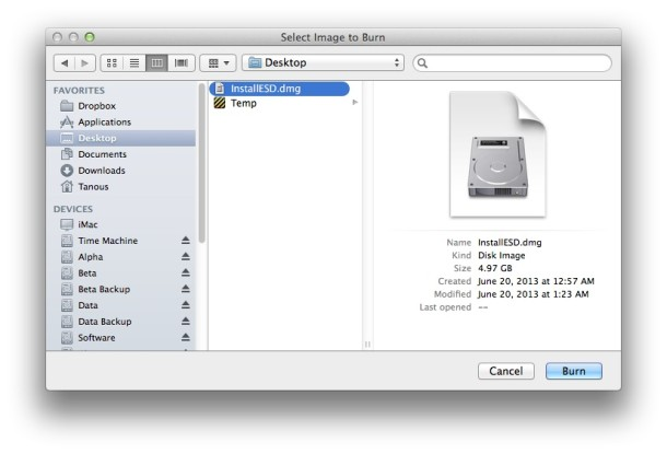 How to Create a USB or DVD Installer for OS X