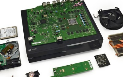 Xbox One Manufacturing Cost