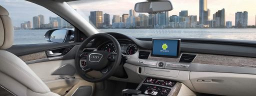 Audi Google Android in the Car