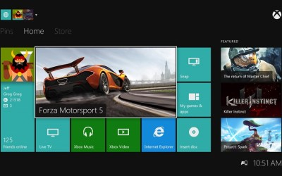 Xbox One Spring Update