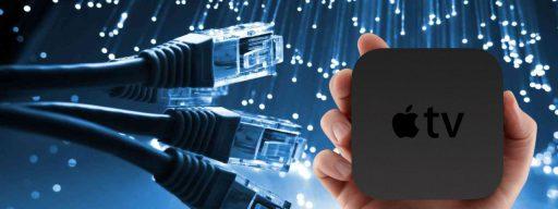 Apple TV Ethernet Download