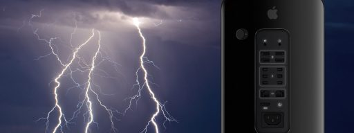 2013 Mac Pro Thunderbolt