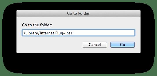 OS X Finder Internet Plugins Library