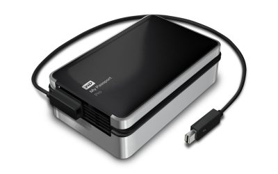 4TB WD My Passport Pro: Tremendous Capacity from a Bus