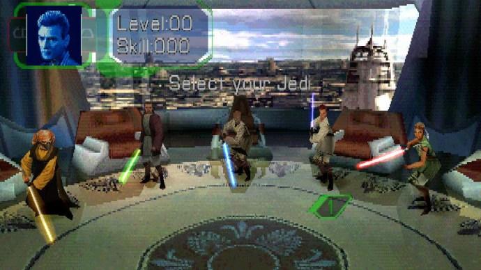 Jedi Power Battles