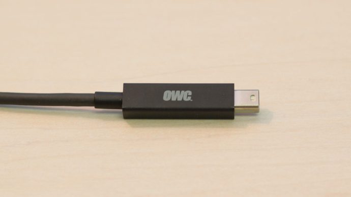 OWC Optical Thunderbolt Cable
