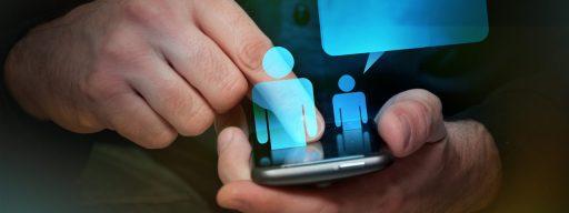 Smartphone Text Messaging