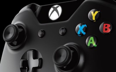 Xbox One Controller Close Up