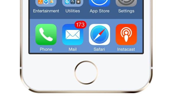 iOS Mail App Unread Badge Notification
